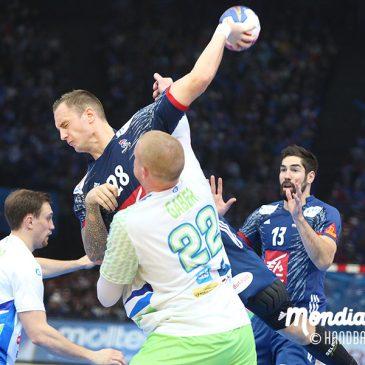 France / Slovénie – Demi-finale