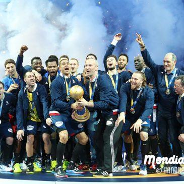 Champions du Monde 2017