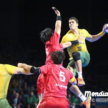 Brésil / Japon – 15 janvier 2017